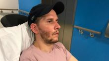 Friends raise £10,000 for father-of-two left with severe brain damage after horror crash in central London