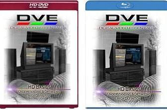 Digital Video Essentials: HD Basics set for March release