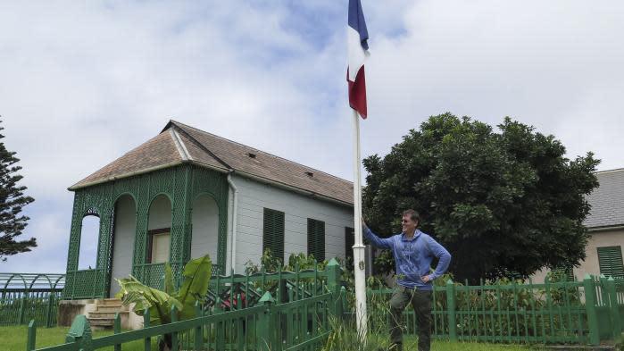 """""""Elle en jette, cette maison"""" : un Français veille sur la dernière demeure de Napoléon à Sainte-Hélène depuis 36ans"""