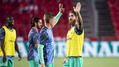"""Em podcast, Toni Kroos fala sobre Sergio Ramos e destaca capitão do Real Madrid: """"O melhor que se pode ter"""""""