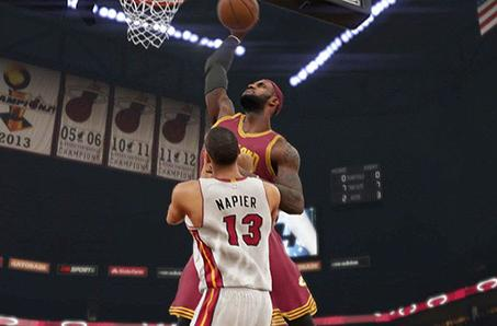Upcoming NBA 2K15 patch to address MyPark, other issues