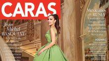 """Thalía se viste de princesa para la revista Caras; fans dicen que ¡está casi igualita! que en """"Quinceañera"""""""