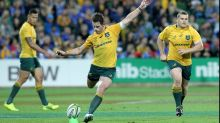 Wallaby Foley rediscovers goalkicking form
