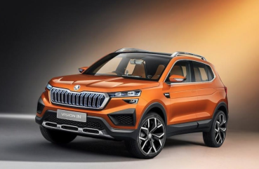 Škoda 全新休旅定名 Kushaq!預計今年 3 月就會發表