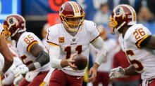 """Ron Rivera """"pleasantly surprised"""" by how far along Alex Smith is"""