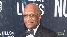 Herman Cain Hospitalized for COVID-19 Hours After Tweeting 'People Are Fed Up' With Masks