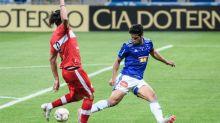 Cruzeiro decepciona de novo e só empata com o CRB no Mineirão