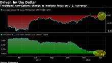 Currencies Rebound as Dollar Slumps Amid Trade War: EM Review