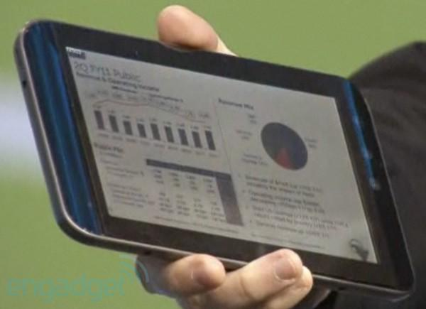 Dell's Looking Glass tablet gets another chance to shine (video)