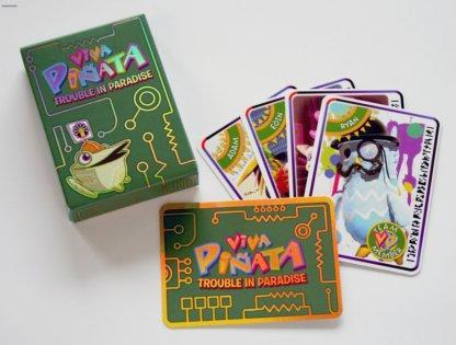 First Pinata Vision card goes online