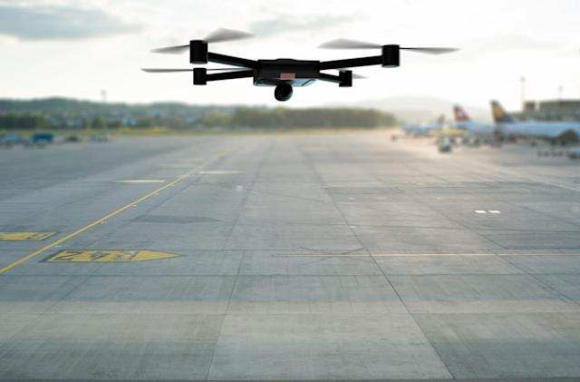 The Pentagon wants to catch rogue drones in nets