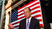 BlackRock's Fink Wants CEOs to Say How They'll Use Tax Cut Cash