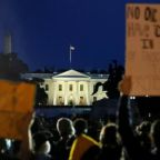 Trump fled to bunker as protests over George Floyd raged outside White House