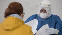 México suma 399 muertes por COVID-19 y 5,573 casos positivos más