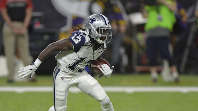Cowboys release WR after finding out about arrest