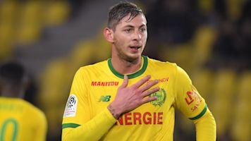 Cardiff City's Sala was on plane that went missing