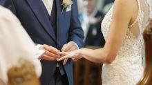 Couple's 'weird' £2000 wedding request