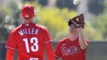 Andrew McCutchen, Jean Segura in Phillies' lineup for first home game of spring training