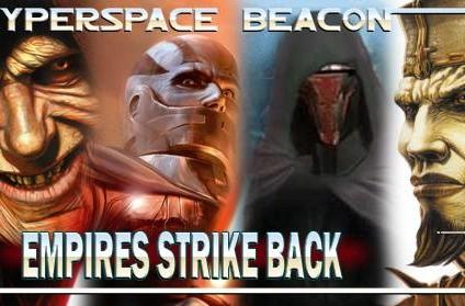 Hyperspace Beacon: Empires strike back