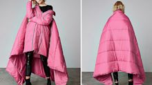 This sleeping bag coat is the perfect antidote for your winter blues
