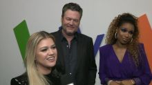 Why John Legend Can't Count On Blake Shelton For Any Pointers On 'The Voice' (Exclusive)
