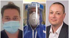 'We're freaking out': Frontline NHS staff dreading second wave of COVID hospitalisations