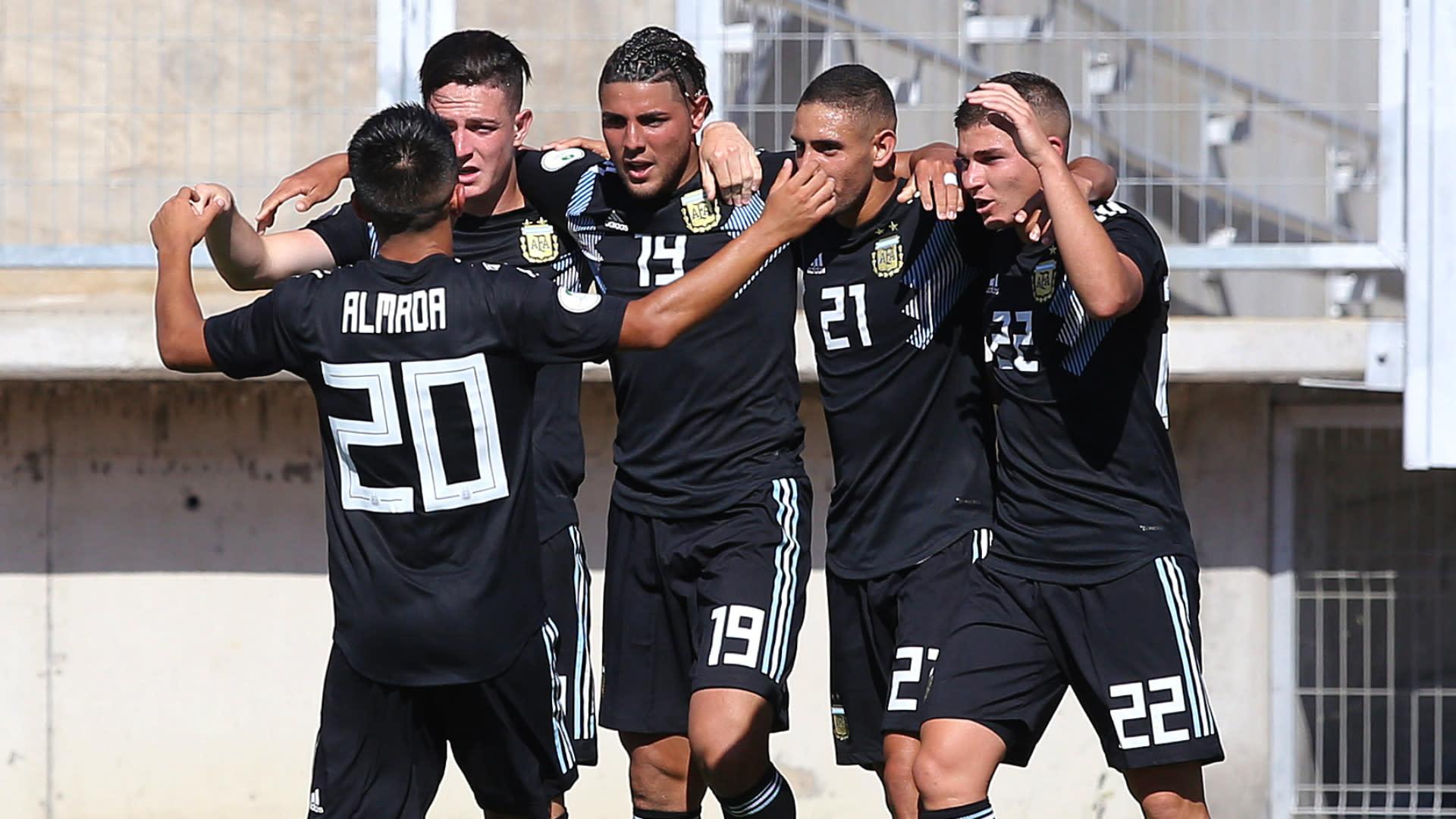 Sudamericano Sub 20: Sudamericano Sub 20 Chile 2019: Cuándo Es, Fixture Y Partidos