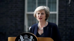 British PM May gathers ministers to hear views on Brexit
