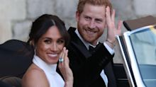 This is what Meghan and Harry named their wedding tables after
