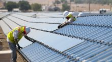 Shares of First Solar tank 9% after big profit and sales miss