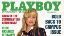 The Last Nude: Pamela Anderson's 14 Playboy Covers