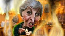 Russell Lynch: Theresa May is playing with fire over energy price cap