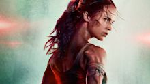 Alicia Vikander's 'Tomb Raider' reboot has a poster now — with trailer to follow