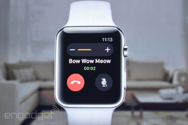 Want some apps for that Apple Watch? You'll need iOS 8.2