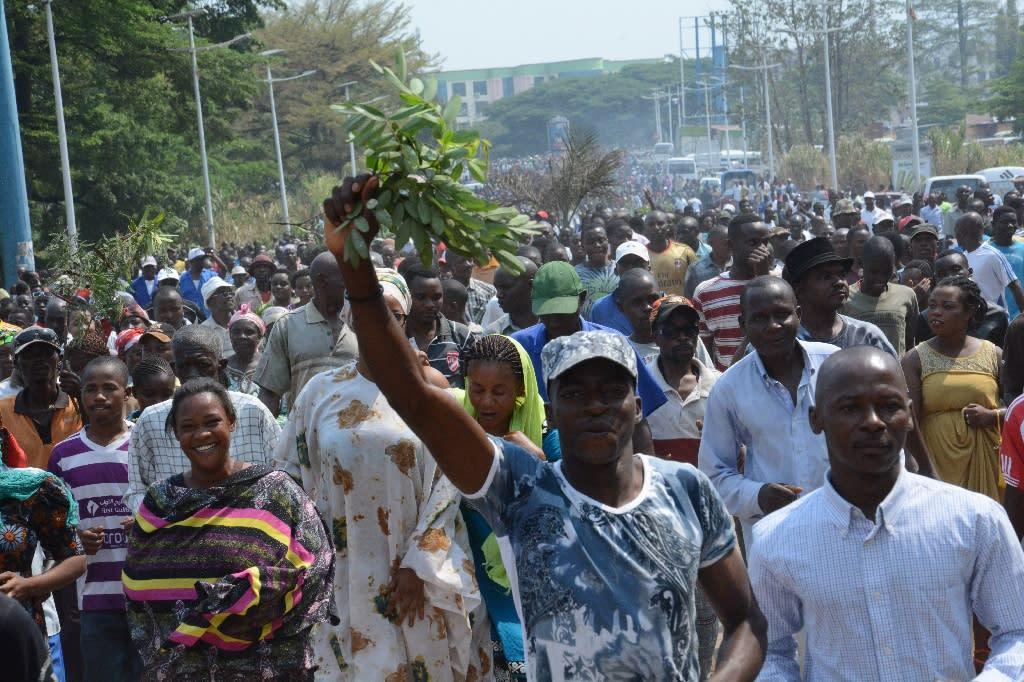 Burundi became the first ever to leave war crimes tribunal the International Criminal Court