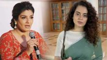 Raveena reacts to Kangana's claim that '99 percent of Bollywood consumes drugs