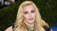 WATCH: Madonna forgets words to her own song