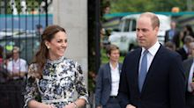 Kate Middleton Just Wore A $3,300 Dress Covered In Flowers
