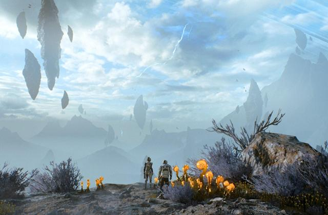 What we love and hate about 'Mass Effect: Andromeda'