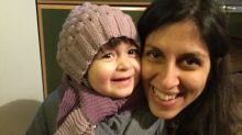 British-Iranian aid worker's five-year jail term upheld in Iran