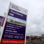 Taylor Wimpey cancels bonuses for top bosses after construction sites close amid coronavirus pandemic