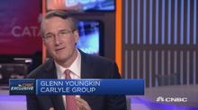 This market volatility is 'natural,' Carlyle's Youngkin s...