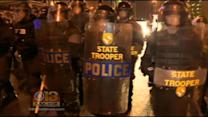 31 Adults, 4 Juveniles Arrested In Freddie Gray Protest