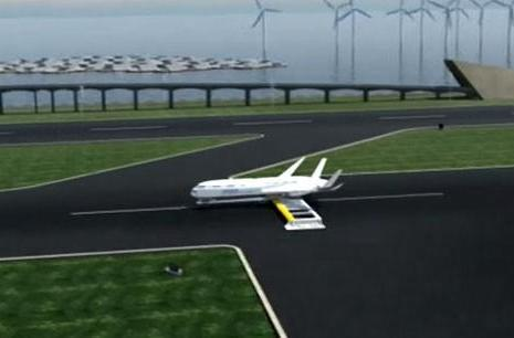 Airbus imagines 'smarter skies' by 2050: reduced emissions and shorter flight times