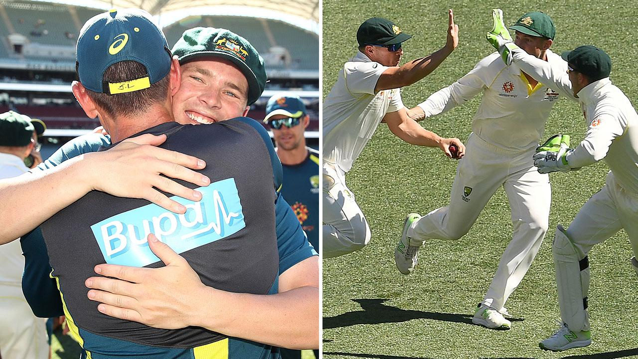 Why Aussie debutant's baggy green looks different