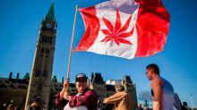 Cannabis stocks drop following Bill C-45 passing senate