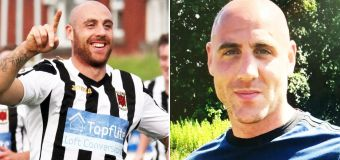 Body found in search for missing footballer