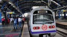 Delhi Congress organises demonstration to save metro