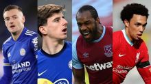 Premier League top four fixtures: Liverpool, Chelsea, Leicester and West Ham run-ins