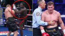 'Won't be topped': Boxing world loses it over 'KO of the year'